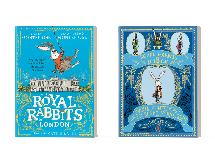 Royal Rabbits Book 1